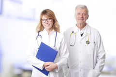 Medical team Stock Photo