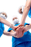Medical team work Stock Images