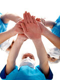 Medical team work Stock Image