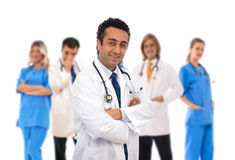 Medical teamwork Royalty Free Stock Images