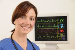 Medical Technician Stock Images