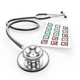 Medical Test Royalty Free Stock Image