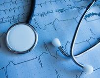 Medical test stock image