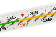Medical thermometer Royalty Free Stock Photography