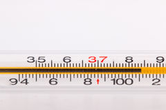 Medical thermometer Stock Photos
