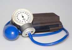 The medical tool of tonometer Stock Images