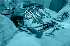 Medical tools Stock Image