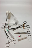 Medical tools Royalty Free Stock Images