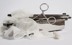 Medical tools sterilizer closeup Royalty Free Stock Image
