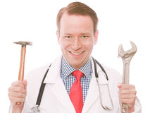 Medical tools Royalty Free Stock Photography