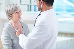 Medical treatment Stock Photo