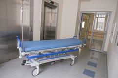 Medical Trolley Wheel Royalty Free Stock Photos