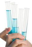 Medical tubes Royalty Free Stock Image
