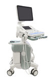 Medical ultrasound diagnostic machine Royalty Free Stock Photography