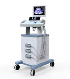 Medical Ultrasound Diagnostic Machine Stock Photography