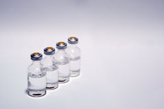 Medical Vials 1 Royalty Free Stock Photos