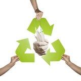 Medical waste Royalty Free Stock Image