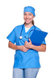 Medical woman Stock Photography