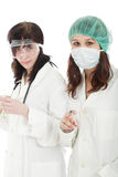 Medical work Stock Photos