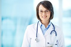Medical worker Royalty Free Stock Images