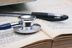 Medical worktable Stock Image