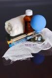 medicament zdjęcia stock