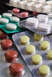 Medicamentação Fotografia de Stock Royalty Free