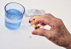 Medicamentação para tudo Foto de Stock