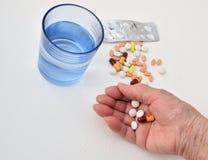 Medicamentação para tudo Foto de Stock Royalty Free