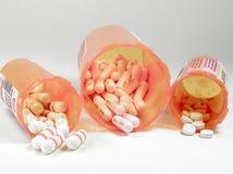 Medicamentações imagens de stock