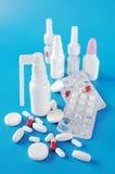 Medicamentações Fotos de Stock Royalty Free