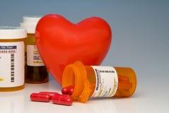 Medicamentação da prescrição Fotografia de Stock Royalty Free