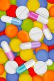 Medicamenti Fotografia Stock Libera da Diritti
