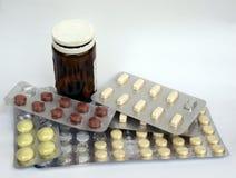 Medicamentos fotografía de archivo libre de regalías