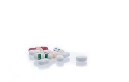 Medicamentos de venta com receita Fotos de Stock