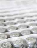 Medicamentos vaccíneos Fotos de archivo libres de regalías