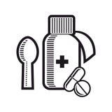 Medicaments Royalty Free Stock Photo