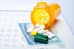 Medicare и социальное обеспечение Стоковое Изображение RF