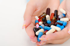 Medication Stock Photo