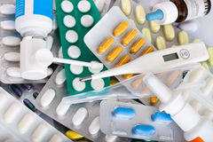 Medication Stock Photography