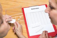 medication imagens de stock royalty free