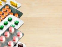 medication imagem de stock