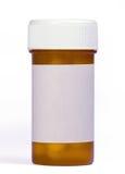 Medication bottle stock images