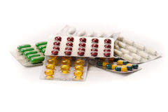 Medication Royalty Free Stock Photo