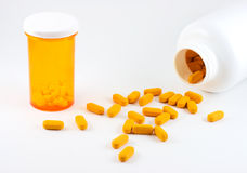 Medication Pills Royalty Free Stock Image