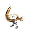 Medication Time Stock Image