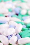 Medication & Vitamins Stock Image