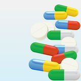 Medications Royalty Free Stock Photo