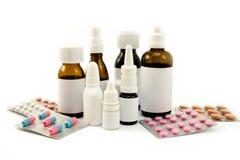 Medications Royalty Free Stock Photos