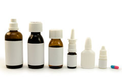 Medications Stock Photography